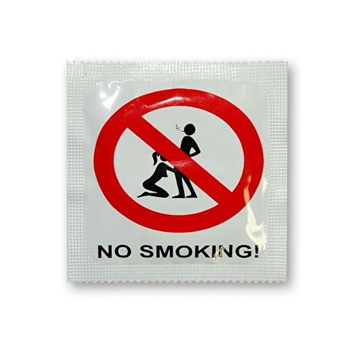 Condom No smoking K