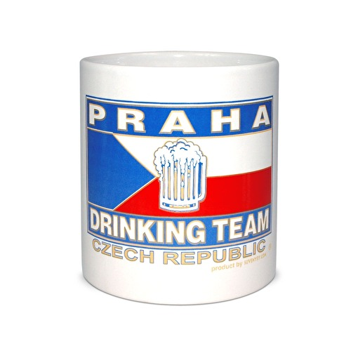 hrnek Drinking team