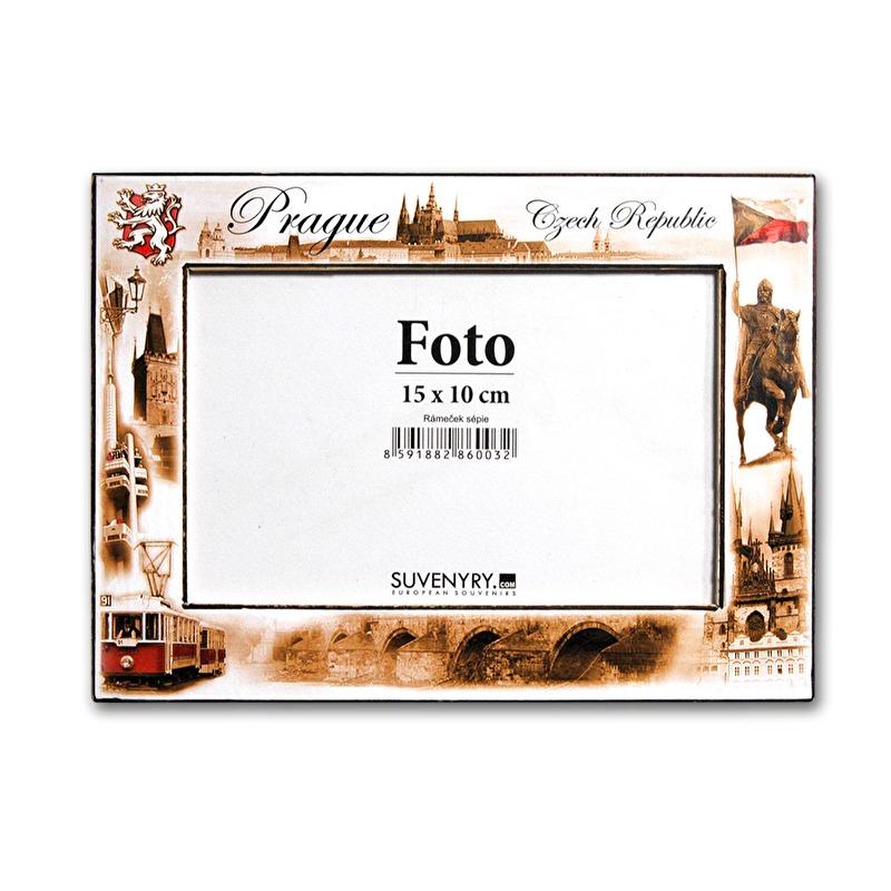 Photo frame Prague 10x15 Retro | Suvenyry.com