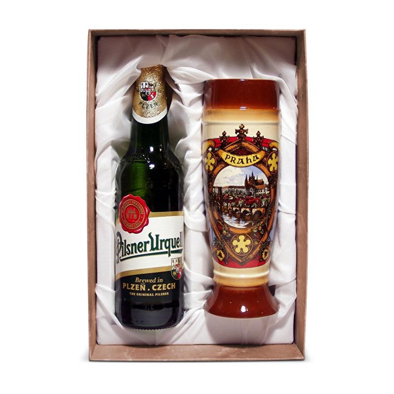 Beer gift set Prague ceramic mix  sc 1 st  Suvenyry.com & Beer gift set Prague ceramic mix | Suvenyry.com