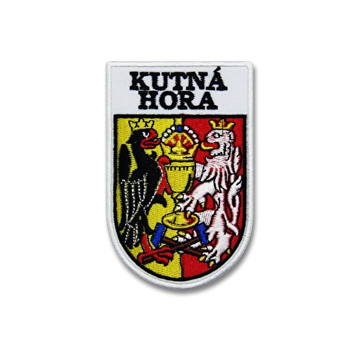 Badge Kutna Hora coat of arms