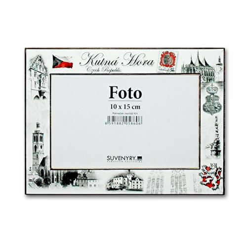 Photo frame Kutna Hora 10x15 Montaz