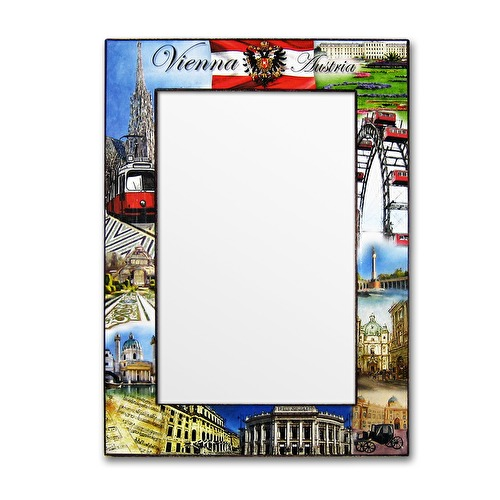 Photo frame Vienna II.